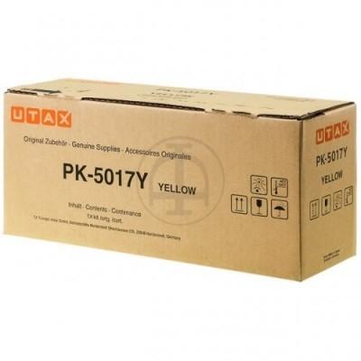 Utax toonerikassett yellow PK5017Y (1T02TVAUT0)