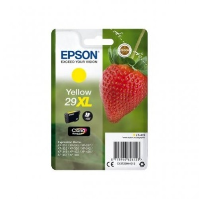 Epson Ink Kollane No.29XL (C13T29944012)