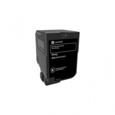 Lexmark cartridge return black (84C2HKE, 084C2HKE)