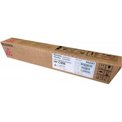 Ricoh MP C406 Roosa 6k 842097