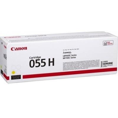 Canon kassett 055H Kollane (3017C002)