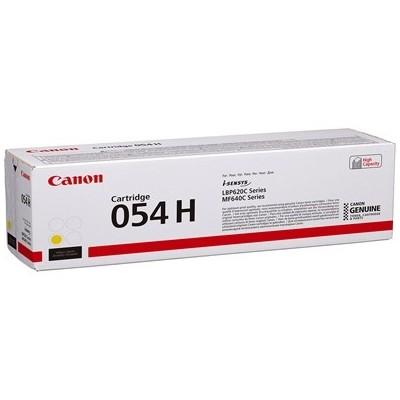 Canon kassett 054H Kollane (3025C002)