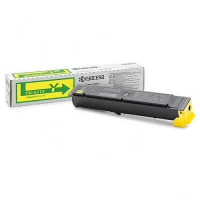 Kyocera cartridge yellow (1T02R6ANL0, TK5215Y)