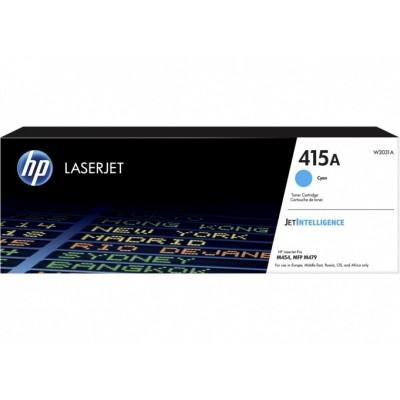 HP toonerikassett cyan (W2031A, 415A)