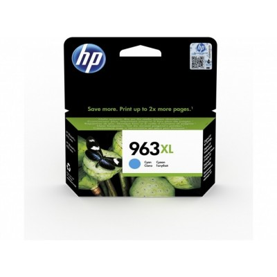 HP printcartridge cyan (3JA27AE, 963XL)