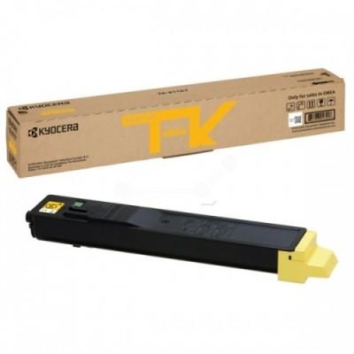 Kyocera toonerikassett yellow (1T02P3ANL0, TK8115Y)