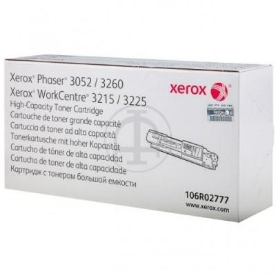 Xerox toonerikassett black (106R02777, 106R2777)