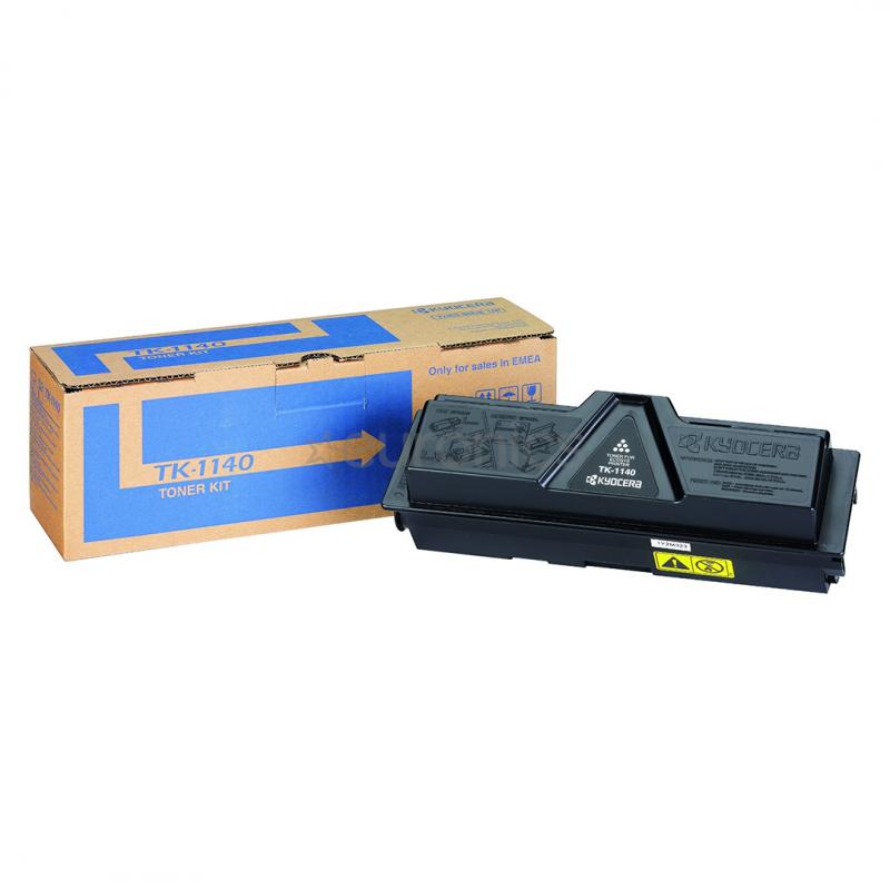 Kyocera kassett TK-1140 Must (1T02ML0NL0) 7,2k (1T02ML0NLC)