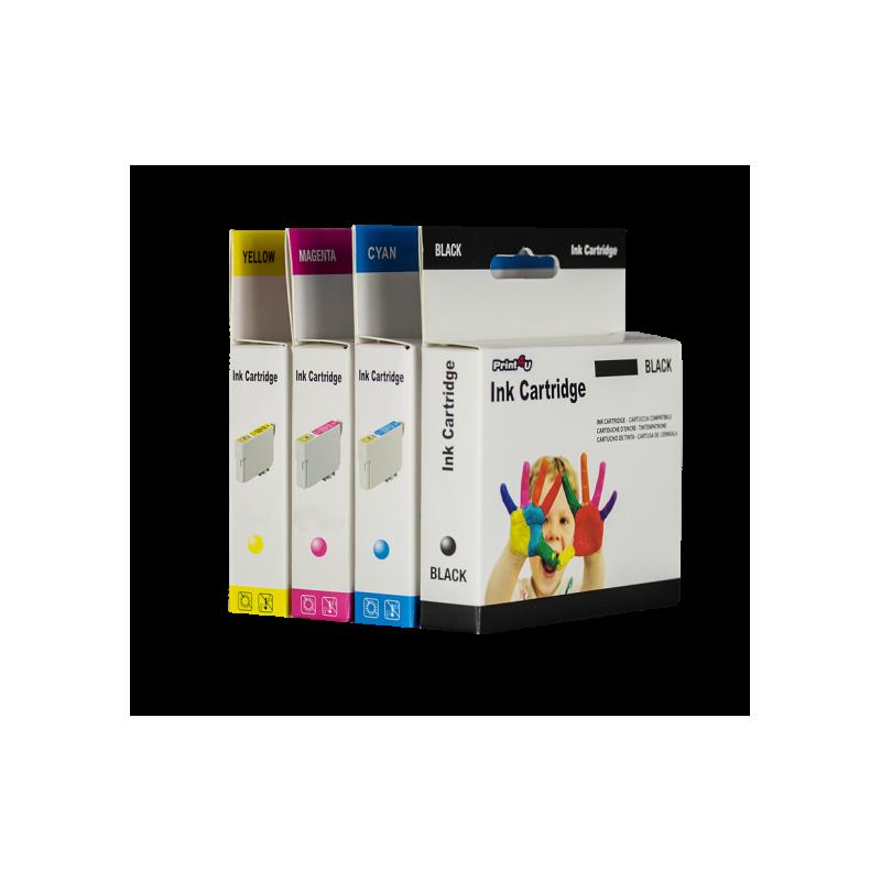 Analoogtooner Hewlett-Packard 10 Bk (C4844a)