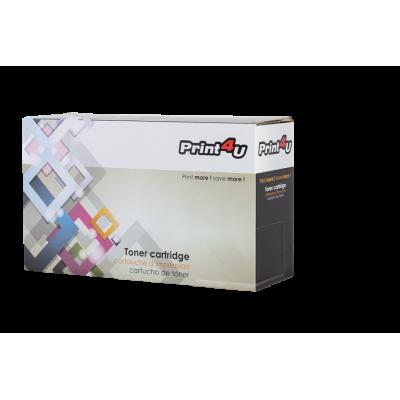 Analoogtooner HP kassett nr.17A must (CF217A) kiibiga