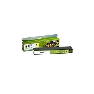 Analoogtooner Static Control HP tint nr.973X kollane (F6T83AE)