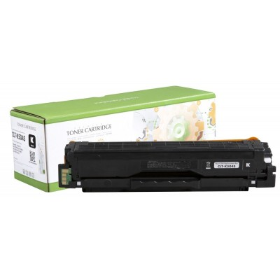 Analoogtooner Static Control Samsung CLT-K504 / ELS, must, 2500 lk. (SU158A)