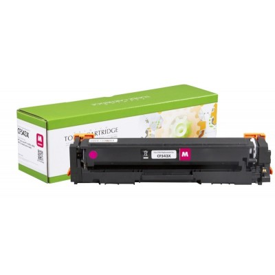 Analoogtooner Static Control HP kassett nr.203X Magenta 2,5K (CF543X)