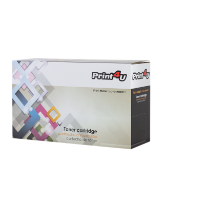 Analoogtooner HP kassett nr.44A must (CF244A)