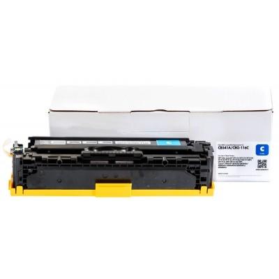 Analoogtooner Static Control Hewlett-Packard 125A CB541A / CE321A / CF211A / Canon CRG716, tsüaan, 1400 lk.
