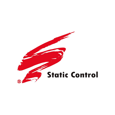 Analoogtooner Static Control OKI RIB 182, lint