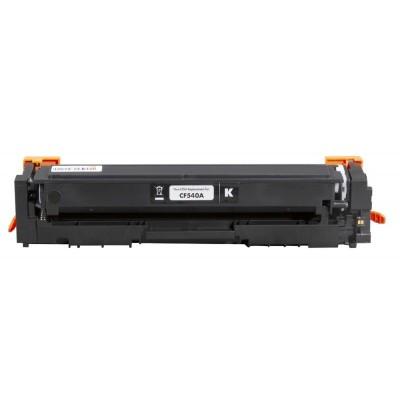 Analoogtooner Static Control HP kassett nr.203A must, 1,4K (CF540A)