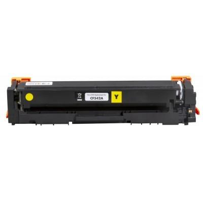 Analoogtooner Static Control HP kassett nr.203A kollane 1,4K (CF542A)