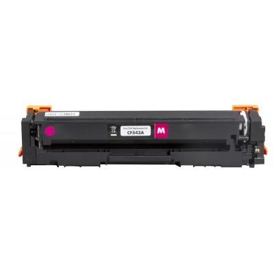 Analoogtooner Static Control HP kassett nr.203A Magenta 1,4K (CF543A)