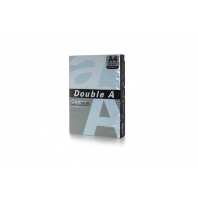 Värvilised paberid Double A, 80g, A4, 500 lehte, Ocean