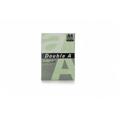 Värvilised paberid Double A, 80g, A4, 500 lehte, Lagoon