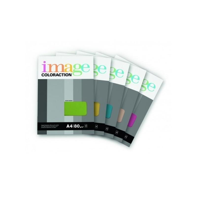 Värvilised paberid Image Coloraction 59 A4, 80g, Mandarin (50)  0702-207