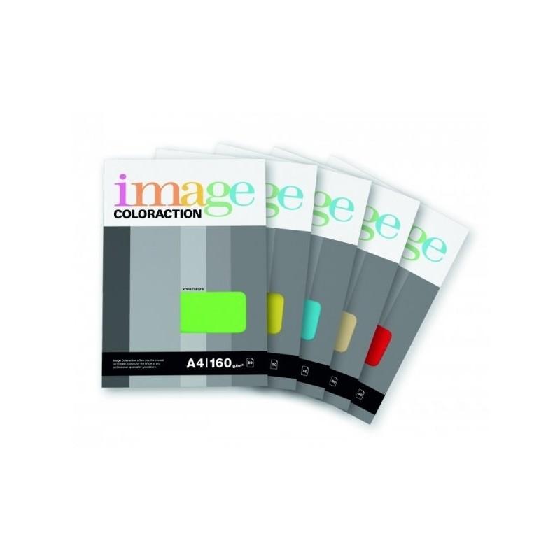 Värvilised paberid Image Coloraction 48 A4, 160g, Orange (50)  0702-231
