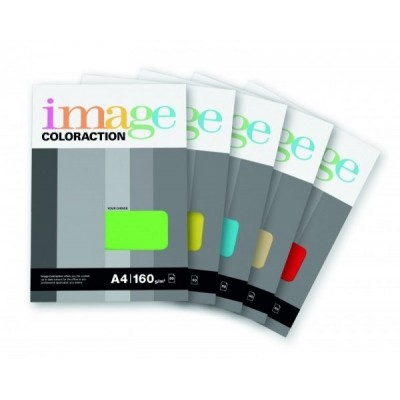 Värvilised paberid Image Coloraction 93 A4, 160g, Light Grey (50)  0702-242