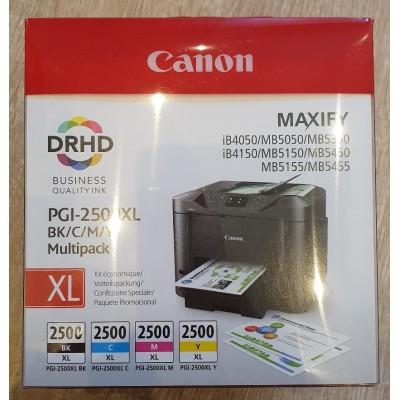 Canon Ink PGI-2500 XL B/C/M/Y (9254B004)