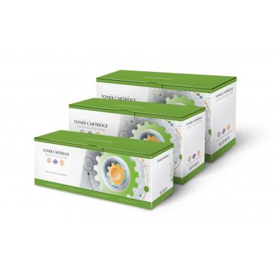 Analoogtooner Static Control Canon PFI-102Y kollane, 130 ml (0898B001)