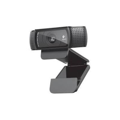LOGITECH C920 HD Pro veebikaamera USB black