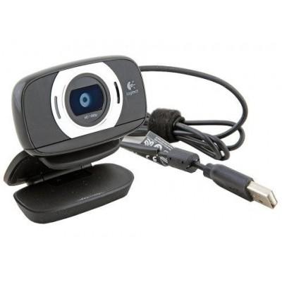 LOGITECH C615 HD veebikaamera USB black