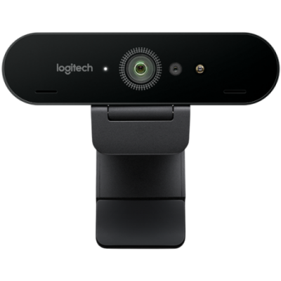 LOGITECH BRIO Ultra HD veebikaamera for Video Conferencing, Streaming, and Recording(960-001106)