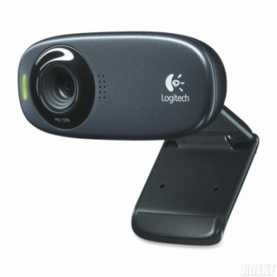LOGITECH HD veebikaamera C310 USB EMEA (960-000588)