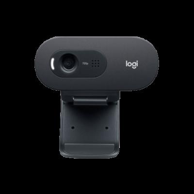 Logitech C505e HD veebikaamera Black  (960-001372)