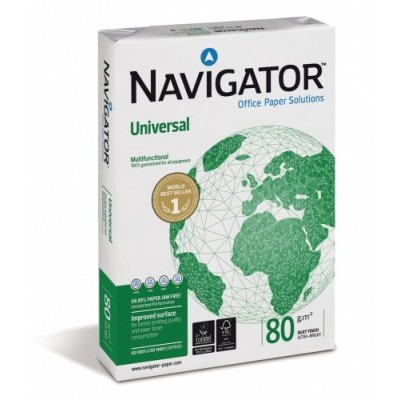 Koopiapaber NAVIGATOR A3, 80g, 500 lehte